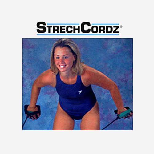 Stretch cord <br> S101_BLUE [Player's paddle type]